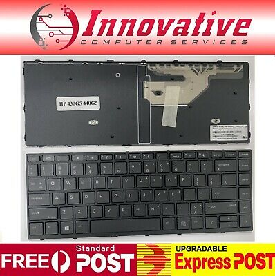 Brand New Keyboard With Frame For HP Probook 430 G5 440 G5 445 G5
