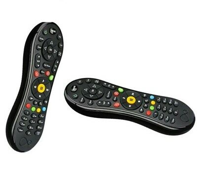 100% Genuine TiVo Remote,Virgin Media WITH 2 X AA BATTERIES INCLUDED - Old Model