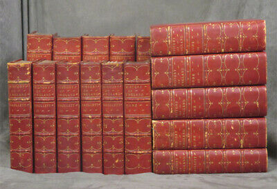 David Hume / History of England complete in 16 volumes From The Invasion 1810