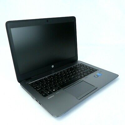 HP EliteBook 840 G2 i5-5300U 2.3GHz - 4GB RAM -  320GB HDD - WiFi - WebCam