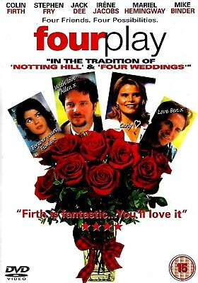 Fourplay (DISC ONLY) DVD Comedy