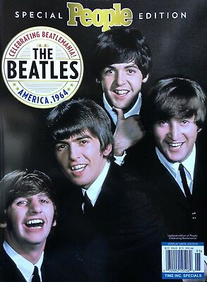 New 2019 People Special Edition Magazine The Beatles America 1964 Beatlemania