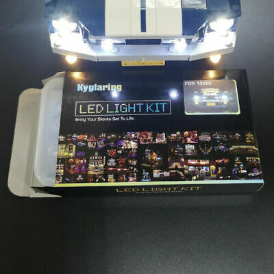 *** LED Beleuchtung KIT für LEGO Creator Ford Mustang 10265  *** DHL - Paypal
