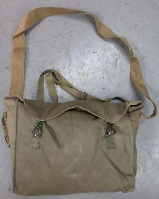 Gas Mask Bag - Czech Military (Button Closure)