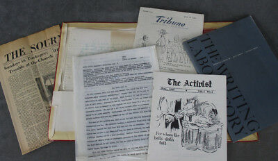 Tuskegee Institute / Group of material from teacher who taught Basic Skills
