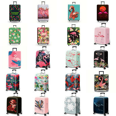 "18"" -32"" Elastic Travel Luggage Cover Protector Suitcase Cover Dust Protective"