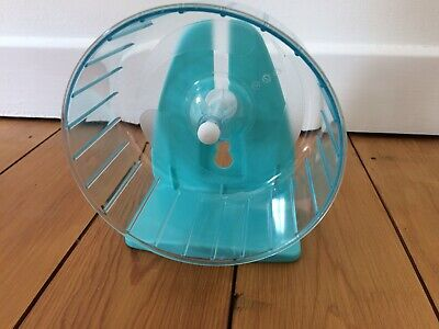 Hamster Wheel from Pets at Home 15 cm round
