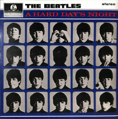 45 tours THE BEATLES N°10 A HARD DAY'S NIGHT