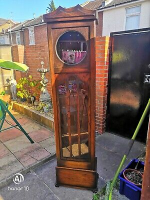 Antique grandfather clock Case