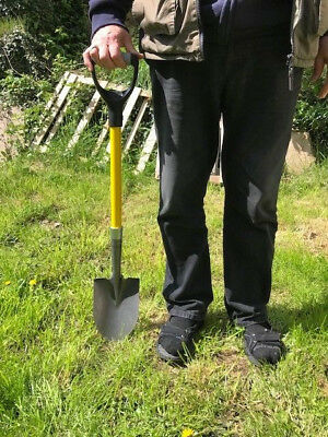 Dr Strog's Metal Detecting Spade, Simply The Best