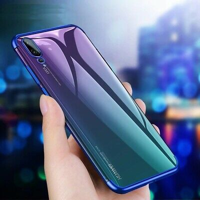 Case For Huawei P20 P30 Pro Lite P30 PSmart Cover 360 Hybrid Shockproof Silicone