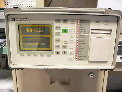 Hewlett Packard 37717A Communications Performance Analyzer