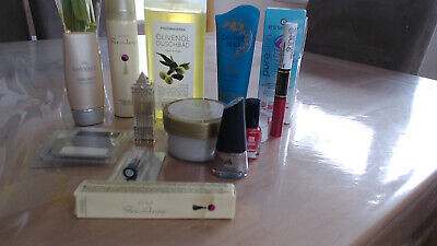 14-teiliges Beauty-Paket, diverse Fabrikate, TOP
