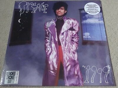 Prince - 1999 Limited Edition 7 Track Lp Vinyl Record Store Day Rsd 2018