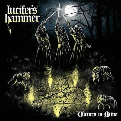 LUCIFER'S HAMMER - Victory Is Mine (NEW*US METAL/NWOBHM*C.HOOF*LEGEND)