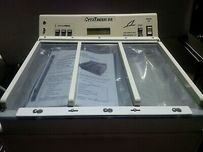 Fisher Scientific PhotoTherm CytoTherm DR Model Plasma Thawer Dry Rocking