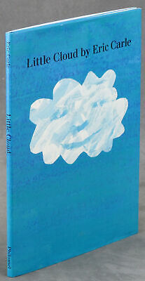 Little Cloud Signed by Eric Carle / 1st Edition 1996