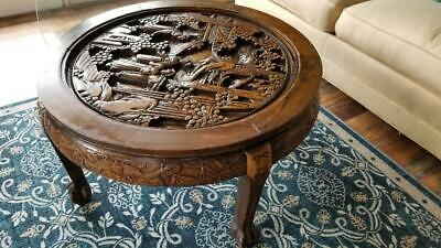 Antique Chinese hard wood Tables
