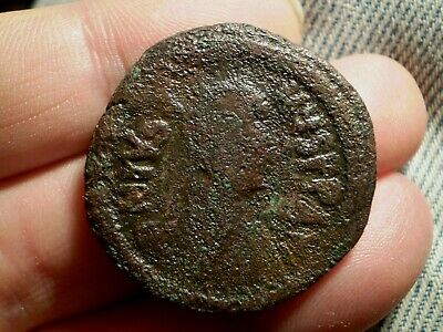 Authentic BYZANTINE EMPIRE Coin 17.5 g/32.2 mm