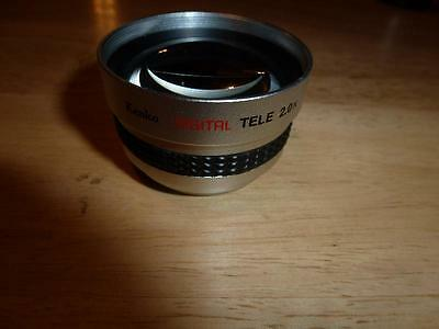Kenko Digital Tele Conversion Lens 2.0X SGT-20 37 mm 2X teleconverter