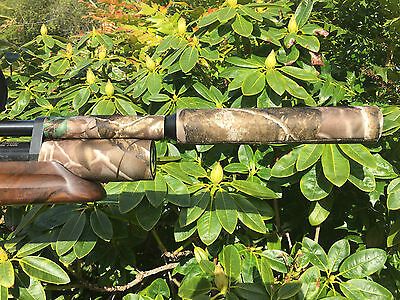 Weihrauch HW100KT Neoprene Covers Camouflage or Black - Choose your Combination