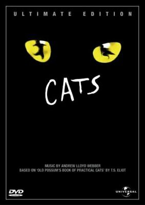 Cats - Ultimate Edition [DVD] [1998][Region 2]
