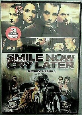 Smile Now, Cry Later (DVD) LIKE NEW DISC + COVER ARTWORK - NO CASE