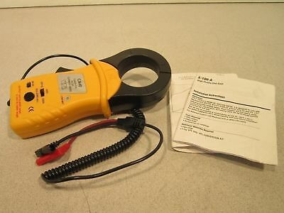 Universal Enterprises CA40 Clamp-on AC/DC Current Probe