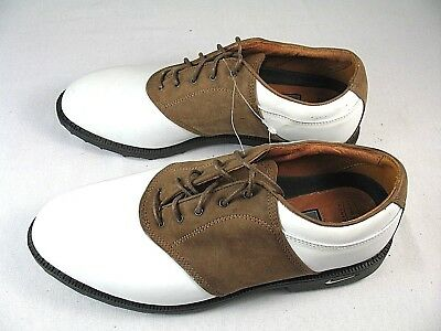 3fc98a9661b40 NIKE AIR COMFORT Kempshall Last Men s Golf Shoes Sz.8 -  22.99 ...