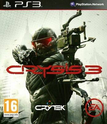 Crysis 3☑️PlayStation 3 PS3🎮Digital Game☑️Download☑️Please Read