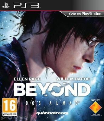 Beyond Two Souls☑️PlayStation 3 PS3🎮Digital Game☑️Download☑️Please Read