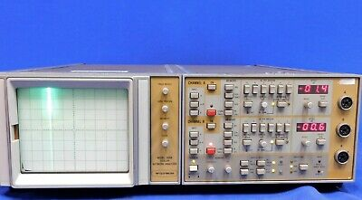 Anritsu-Wiltron 560A Scalar Network Analyzer 34 GHz Opt 03 Untested Item As Is
