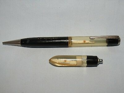 P and O SS ORONSAY BRANDED PROPELLING PENCIL AND KEY FOB