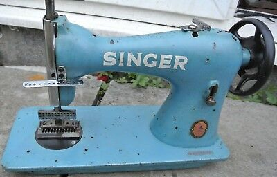 Singer 52-69 Antique 12 Needle Industrial Sewing Machine