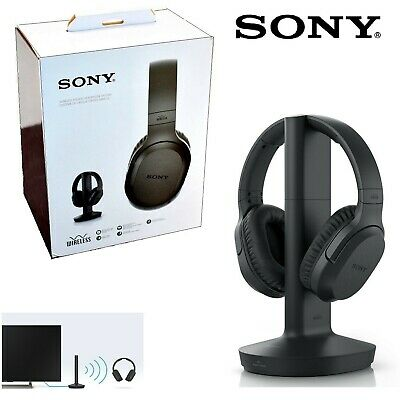 New Sony Wireless Home Theater Wireless Over-the-Ear TV Headphones - Free Ship
