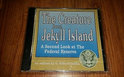 The creature from Jekyll island CD (a second look at the federal reserve) new