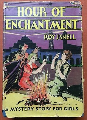 Roy J Snell / Hour of Enchantment First ed in dj 1933