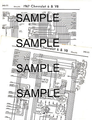 1964 Chevrolet Corvair 6 Cyl Except Greenbrier 64 Wiring Diagram Chart