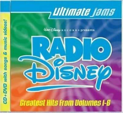 Radio Disney: Ultimate Jams Greatest Hits from Vol. 1 - 6 by Radio Disney