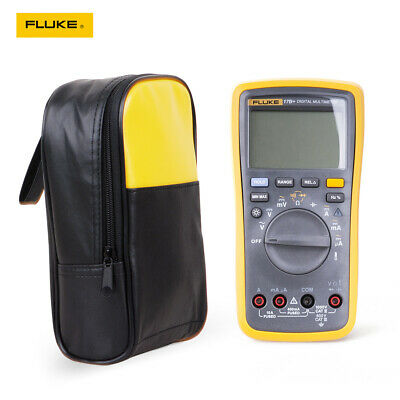 Fluke 17B+ Auto Range Multimeter with Soft case bag  Backlight  AU ship