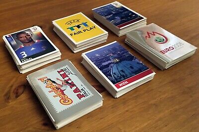 Panini European Championship 2008 stickers - Pick/choose your numbers