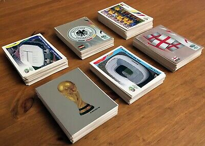 Panini World Cup Germany 2006 stickers - Pick/choose your numbers