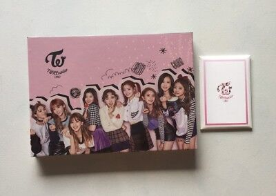 TWICE - TWICEcoaster : LANE 2 [VER. B] 1ST PRESS EDITION WITH PRE ORDER BENEFIT