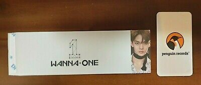 WANNA ONE 1st ALBUM POWER OF DESTINY Adventure ver. BAE JIN YOUNG SLEEVE COVER