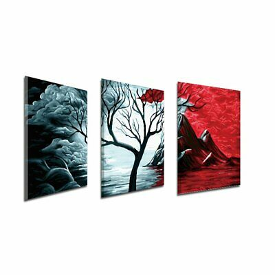 Tree Painting Wall Art Paints Modern Decorative Painting Unframed 11097 Q1