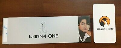 WANNA ONE 1st ALBUM POWER OF DESTINY Adventure ver. ONG SEONG WU SLEEVE COVER