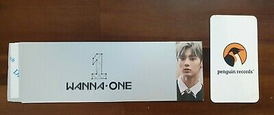 WANNA ONE 1st ALBUM POWER OF DESTINY Adventure ver. HWANG MIN HYUN SLEEVE COVER