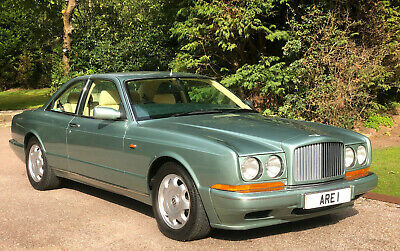 1993 BENTLEY Continental R Mulliner Coupe
