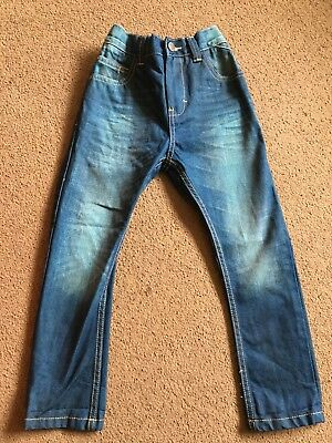 Next Urban Carrot Boys Jeans - Size 5 years  - look inside