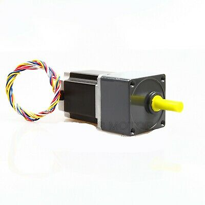 Free Shippping Planetary Gearbox Nema23 Stepper Motor 20:1 Ratio 38N.m 3A CNC